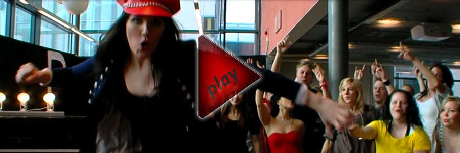 Campus Varberg Lipdub - Reklamfilm för Campus Varberg 2010